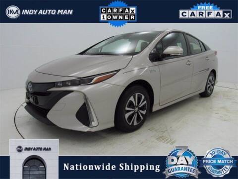 2018 Toyota Prius Prime for sale at INDY AUTO MAN in Indianapolis IN