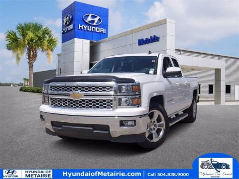 2015 Chevrolet Silverado 1500 for sale at Metairie Preowned Superstore in Metairie LA