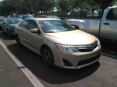 2012 Toyota Camry for sale at Gulf South Automotive in Pensacola FL