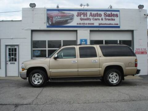 2006 Chevrolet Suburban for sale at JPH Auto Sales in Eastlake OH