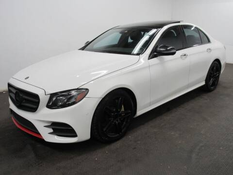 2017 Mercedes-Benz E-Class for sale at Automotive Connection in Fairfield OH
