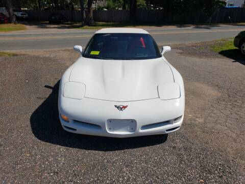 2000 Chevrolet Corvette for sale at 1st Priority Autos in Middleborough MA