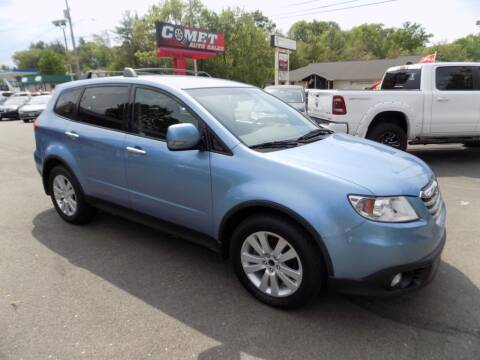 2011 Subaru Tribeca for sale at Comet Auto Sales in Manchester NH