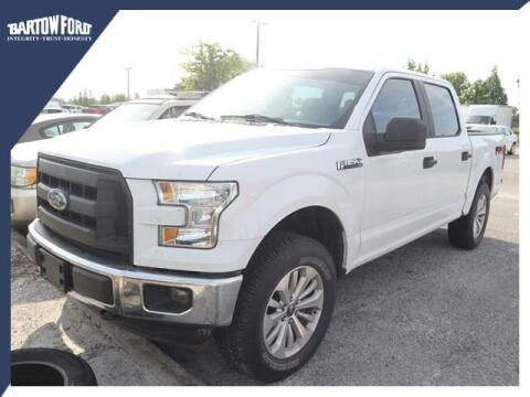 2016 Ford F-150 for sale at BARTOW FORD CO. in Bartow FL