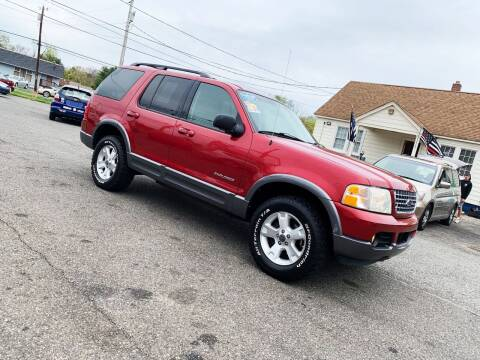 2004 Ford Explorer for sale at New Wave Auto of Vineland in Vineland NJ