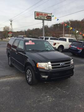 2016 Ford Expedition for sale at MARLAR AUTO MART SOUTH in Oneida TN