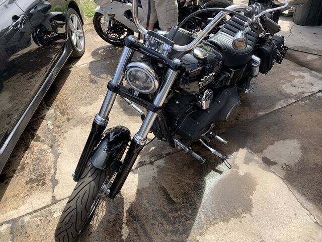 2014 Harley-Davidson FXDB Dyna Street Bob for sale at Auto Brokers in Sheridan CO