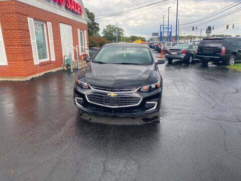 2018 Chevrolet Malibu for sale at Motornation Auto Sales in Toledo OH