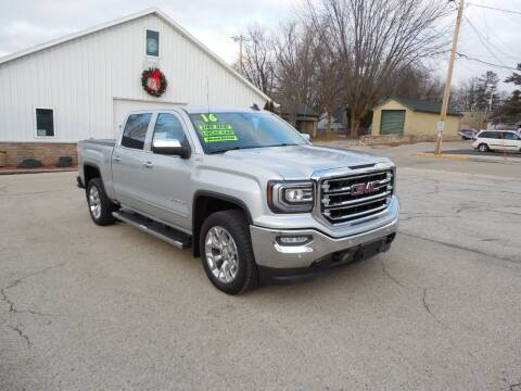 2016 GMC Sierra 1500 for sale at Streich Motors Inc in Fox Lake WI