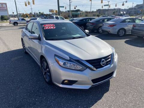 2016 Nissan Altima for sale at Sell Your Car Today in Fayetteville NC