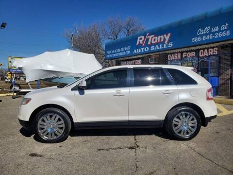 2010 Ford Edge for sale at R Tony Auto Sales in Clinton Township MI