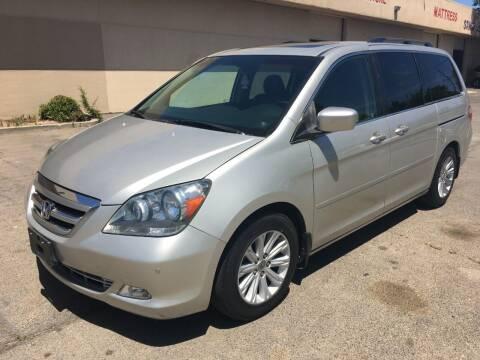 2006 Honda Odyssey for sale at Sama Auto Sales in Sacramento CA