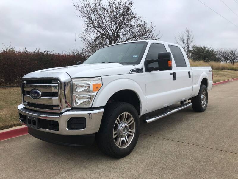 2015 Ford F-250 Super Duty for sale at Taylor Investments in Plano TX