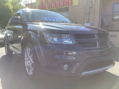 2014 Dodge Journey for sale at Active Auto Sales Inc in Philadelphia PA