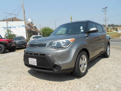 2015 Kia Soul for sale at Mountain Auto in Jackson CA