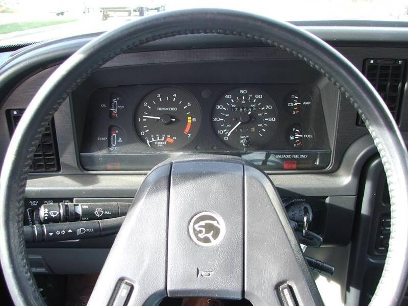 1986 Mercury Cougar XR7 Turbo 2dr Coupe - Atlantic IA