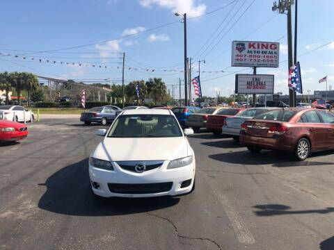 2007 Mazda MAZDA6 for sale at King Auto Deals in Longwood FL