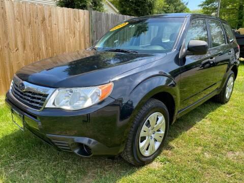 2009 Subaru Forester for sale at ALL Motor Cars LTD in Tillson NY