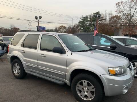 2005 Ford Escape for sale at Primary Motors Inc in Commack NY