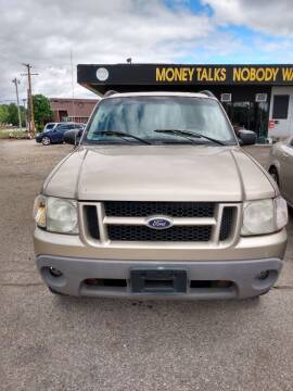 2003 Ford Explorer Sport Trac for sale at CASH CARS in Circleville OH