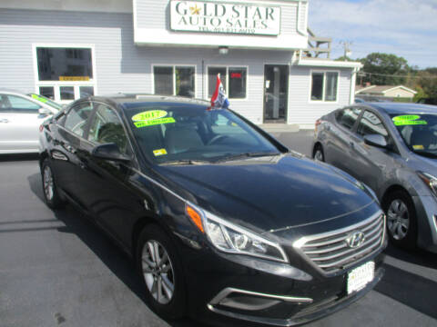 2017 Hyundai Sonata for sale at Gold Star Auto Sales in Johnston RI