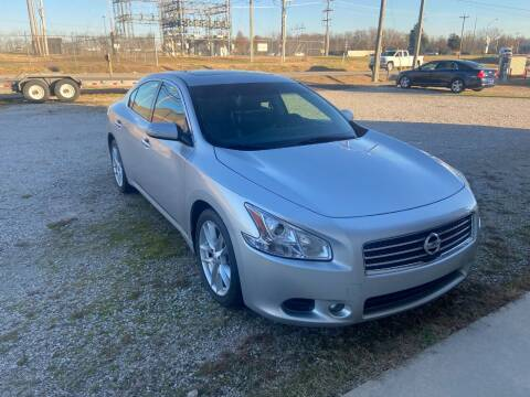 2010 Nissan Maxima for sale at Darnell Auto Sales LLC in Poplar Bluff MO