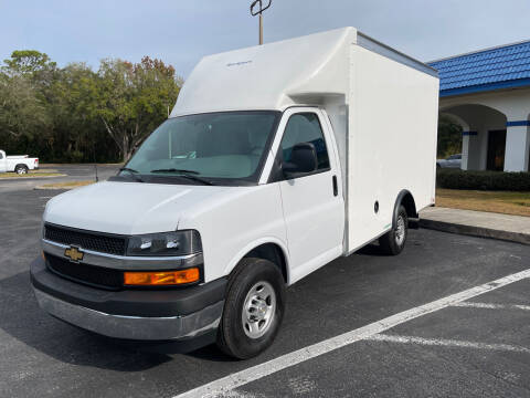 2020 Chevrolet Express Cutaway for sale at Crystal Commercial Sales in Homosassa FL