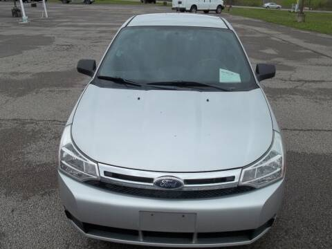 2011 Ford Focus for sale at Rt. 44 Auto Sales in Chardon OH
