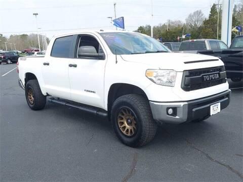 2016 Toyota Tundra for sale at Gentilini Motors in Woodbine NJ