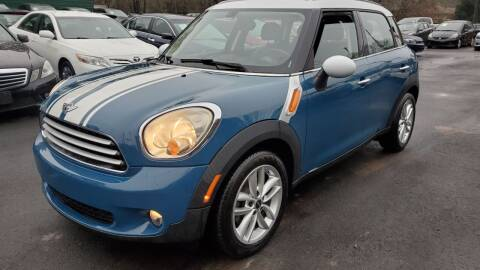2011 MINI Cooper Countryman for sale at GA Auto IMPORTS  LLC in Buford GA