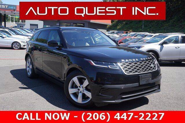 2018 Land Rover Range Rover Velar for sale in Seattle, WA