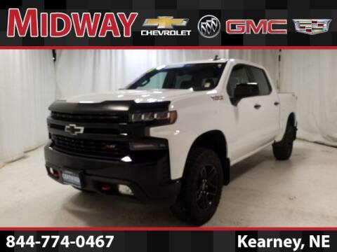 2019 Chevrolet Silverado 1500 for sale at Midway Auto Outlet in Kearney NE