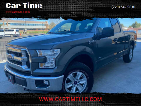 2017 Ford F-150 for sale at Car Time in Denver CO