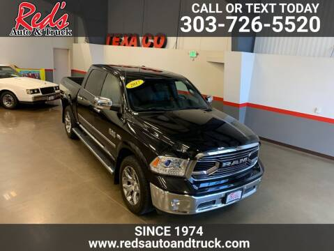 2017 RAM Ram Pickup 1500 for sale at Red's Auto and Truck in Longmont CO