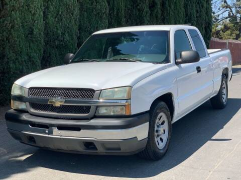 2005 Chevrolet Silverado 1500 for sale at River City Auto Sales Inc in West Sacramento CA