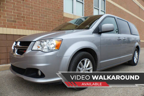 2019 Dodge Grand Caravan for sale at Macomb Automotive Group in New Haven MI
