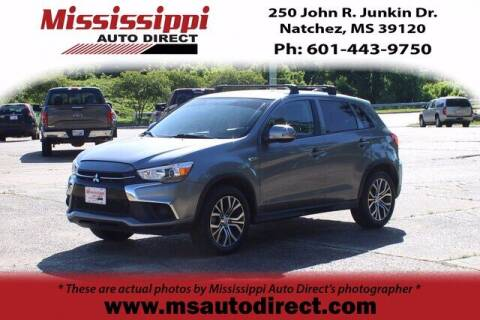 2018 Mitsubishi Outlander Sport for sale at Auto Group South - Mississippi Auto Direct in Natchez MS