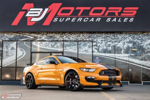 2019 Ford Mustang for sale at BJ Motors in Tomball TX