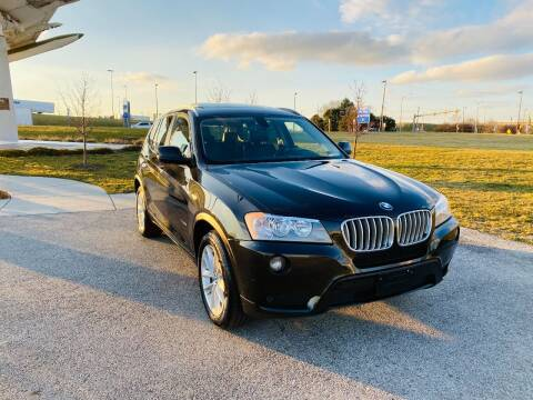 2013 BMW X3 for sale at Airport Motors in Saint Francis WI
