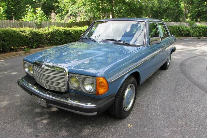 1983 Mercedes-Benz 240-Class for sale at AUTO FOCUS in Greensboro NC