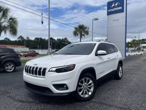 2019 Jeep Cherokee for sale at Mike Schmitz Automotive Group in Dothan AL
