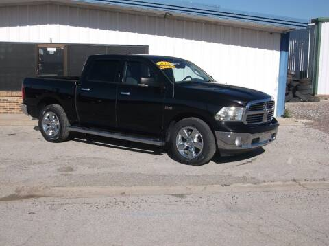 2015 RAM Ram Pickup 1500 for sale at AUTO TOPIC in Gainesville TX