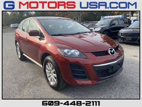 2011 Mazda CX-7 for sale at G Motors in Monroe NJ