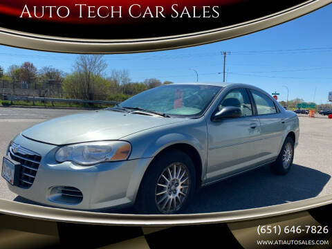 2005 Chrysler Sebring for sale at Auto Tech Car Sales in Saint Paul MN