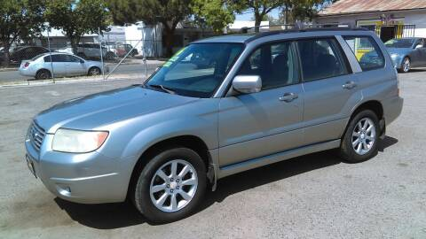2006 Subaru Forester for sale at Larry's Auto Sales Inc. in Fresno CA