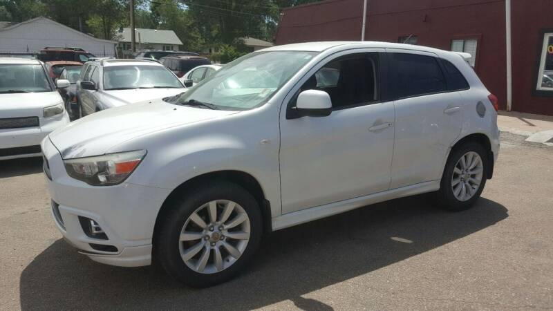 2011 Mitsubishi Outlander Sport for sale at B Quality Auto Check in Englewood CO