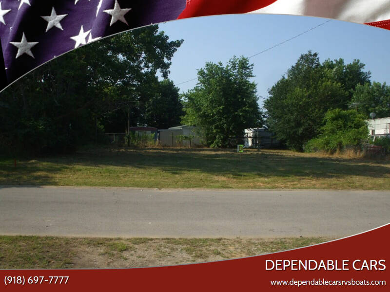 """2021 **OWN** YOUR """"MOBILE HOME LOT"""" MOBILE HOME SUB DIVISION for sale at DEPENDABLE CARS in Mannford OK"""