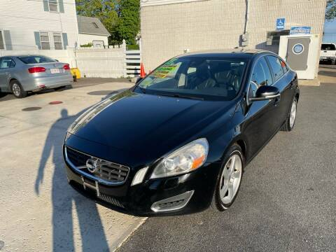 2013 Volvo S60 for sale at Quincy Shore Automotive in Quincy MA