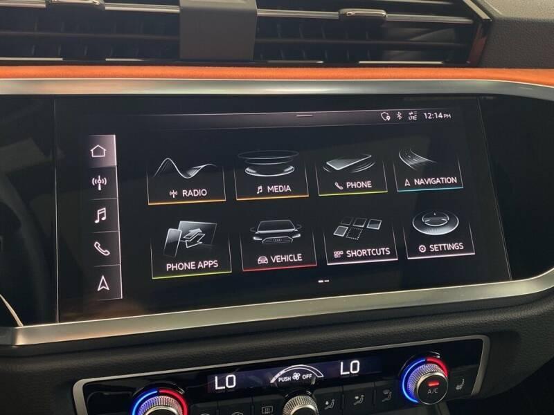 2019 Audi Q3 AWD 2.0T quattro Premium Plus S line 4dr SUV - Davie FL
