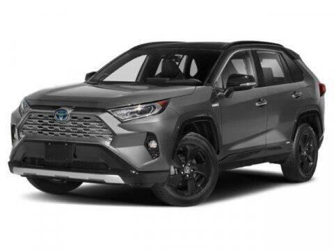 2020 Toyota RAV4 Hybrid for sale at BEAMAN TOYOTA in Nashville TN
